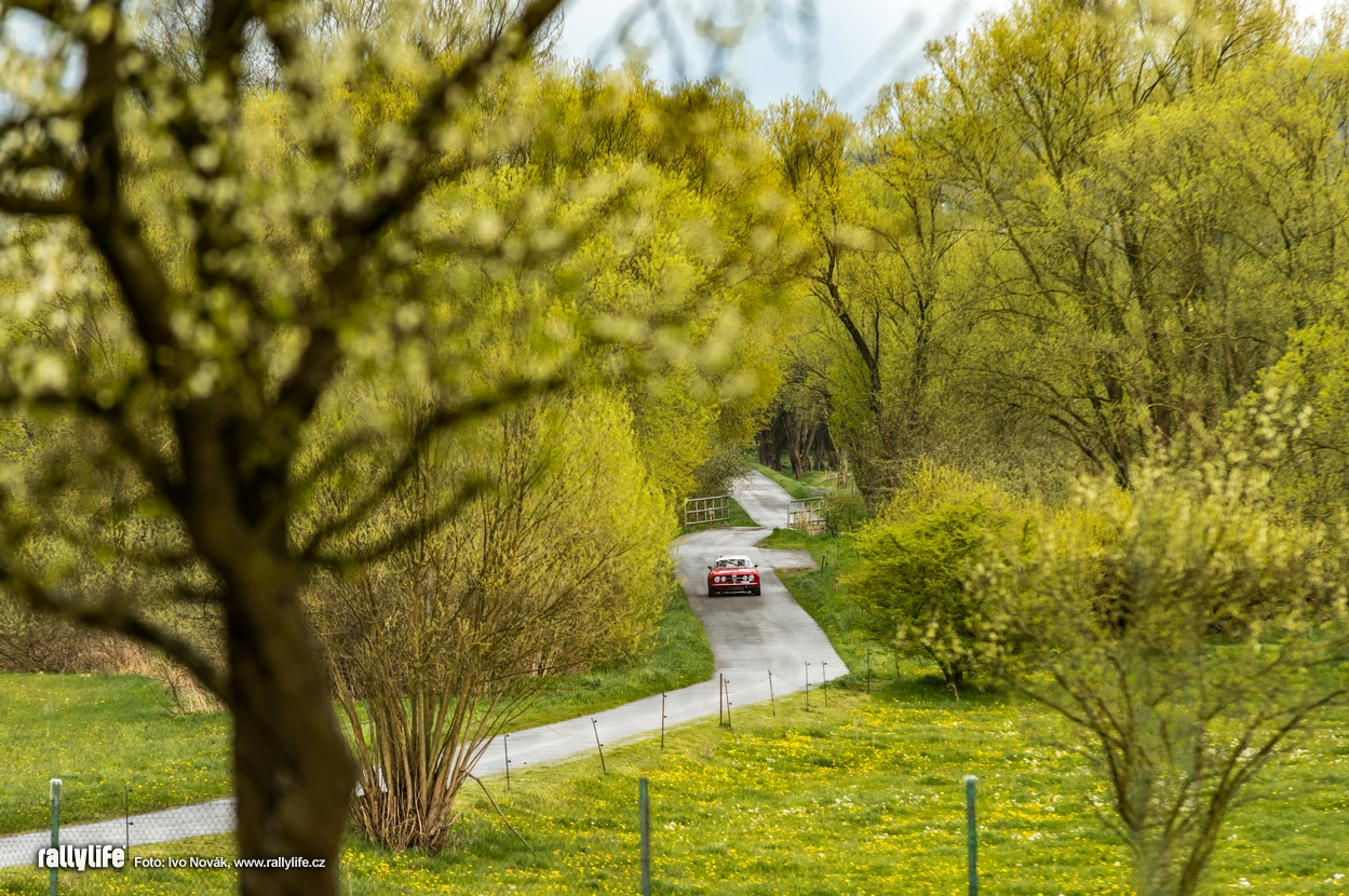 Mekler Historic Vltava rallye 2021