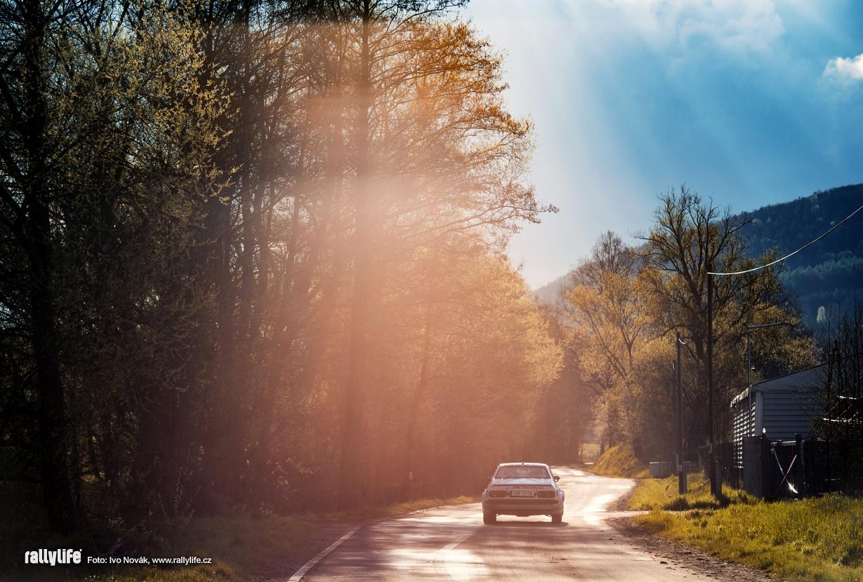Lancia Rallye Šumava 2021