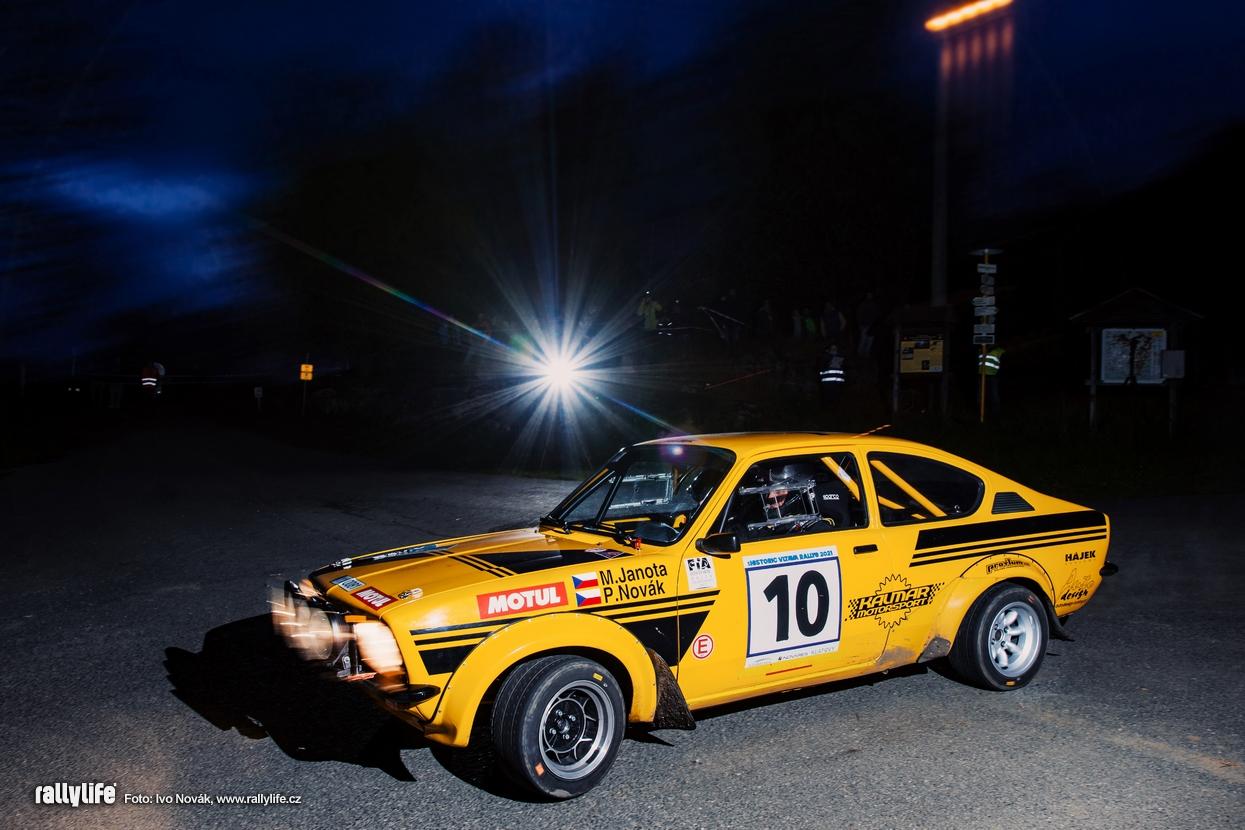 Miroslav Janota Opel Kadett Coupe