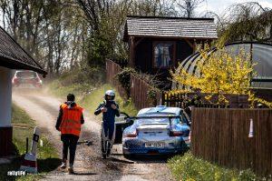 Jiří Jírovec Rallye Šumava 2021