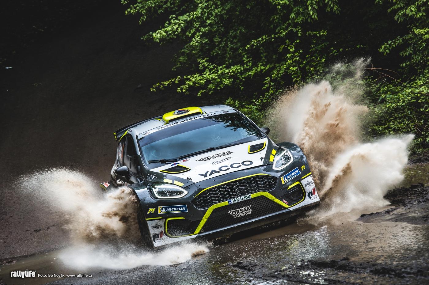 Cais-Žáková / Ford Fiesta Rally2