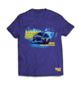 Tričko SUBARU IMPREZA S5 WRC