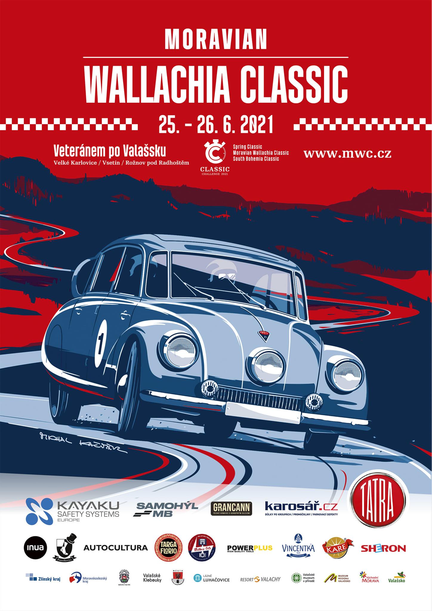 Moravian Wallachia Classic plakát