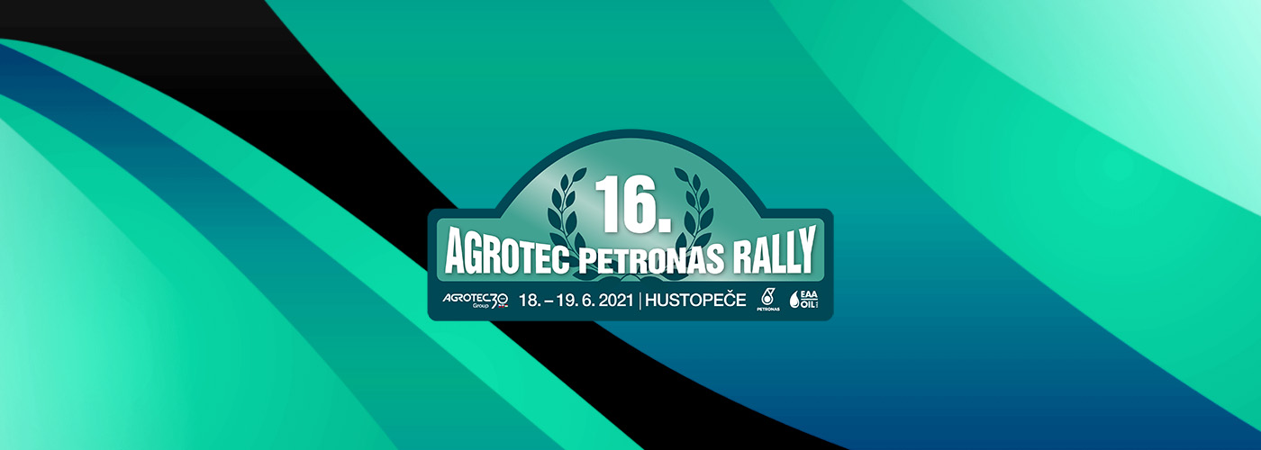 Agrotec rally Hustopeče 2021 banner