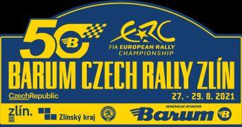 Barum Czech Rally Zlín 2021 logo