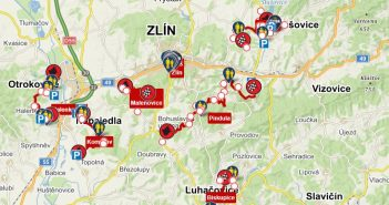 Barum Czech Rally Zlín 2021 mapy RZ banner