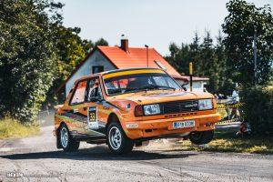 Rallye Železné hory 2021