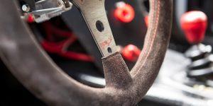 """Ford RS200 EVO2 volant """"Stig Blomqvist"""""""